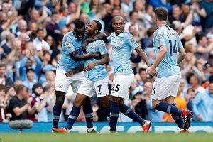 Man City 2-1 Newcastle: Khoảnh khắc ngôi sao