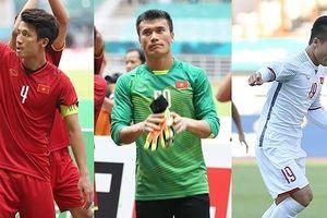 7 cầu thủ đã chơi tất cả các trận đấu của Olympic Việt Nam ở ASIAD 18