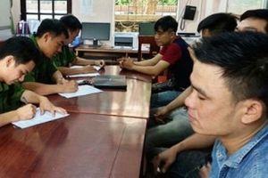 Nghệ An: Triệu tập 6 đối tượng tung tin thất thiệt thủy điện vỡ đập