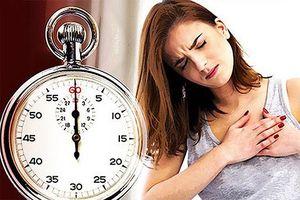 7 dấu hiệu cảnh báo cơn đột quỵ phụ nữ chớ bỏ qua