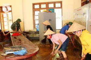 Nỗ lực giúp các trường bị thiệt hại nặng do mưa lũ ở Sơn La trước ngày khai giảng