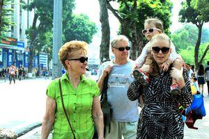 Hà Nội phục vụ gần 37.000 lượt khách quốc tế dịp nghỉ lễ Quốc khánh 2/9