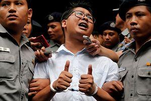 Myanmar kết án hai phóng viên 7 năm tù vì xâm phạm bí mật nhà nước