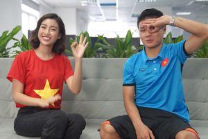 Quang Hải vượt qua thử thách Dele Challenge