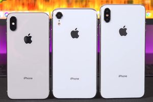 Quá khó để gọi đúng tên iPhone 2018