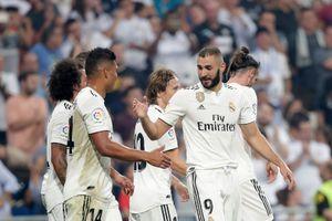 Thời hậu Ronaldo, Real Madrid đang đá kiểu Barca