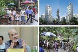 Tin tức Hà Nội 24h: Nên tạm dừng việc xây các khu tái định cư?