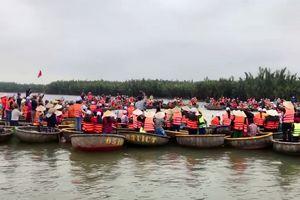 Môi trường du lịch ở Quảng Nam: Xử lý nghiêm các hành vi gây ảnh hưởng