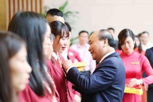Thủ tướng Chính phủ Nguyễn Xuân Phúc biểu dương thành tích của đoàn TTVN