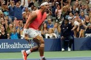 Nadal chạm trán Thiem ở tứ kết Mỹ mở rộng