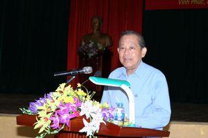 Phó Thủ tướng Thường trực thăm Trung tâm Huấn luyện Bộ đội Biên phòng