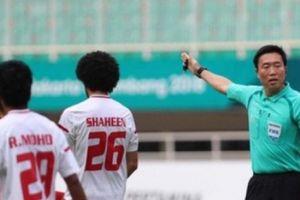 CĐV Hàn Quốc đòi Tổng thống 'xử' trọng tài trận Việt Nam - UAE
