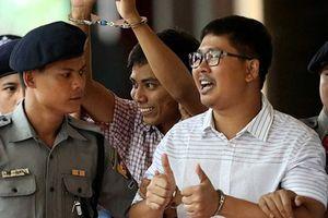 Hai phóng viên Reuters bị Myanmar kết án 7 năm tù