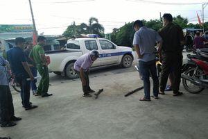 Trích xuất camera, điều tra vụ truy sát giữa đường khiến 2 người thương vong