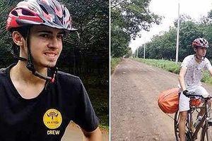 Tìm thiếu niên nước ngoài mất tích tại Bình Thuận