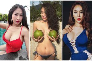 Đời thực 3 DJ nóng bỏng, sở hữu vòng 1 khủng nhất nhì showbiz Việt