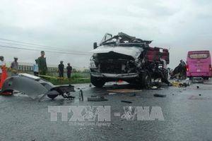 Hưng Yên xảy ra 3 vụ tai nạn giao thông làm 4 người thương vong