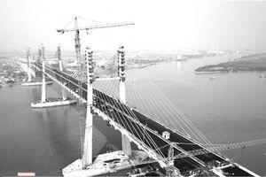 Đầu tư hạ tầng giao thông Quảng Ninh: Tăng tốc vững chắc