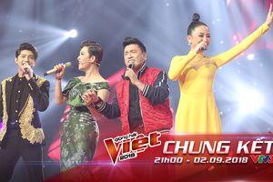 Top 4 khoảnh khắc 'triệu like' có thể bạn đã bỏ qua trong đêm chung kết Giọng hát Việt 2018