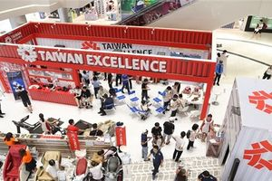 Taiwan Excellence 2018: Kiến tạo chuẩn mực về công nghệ tại Việt Nam