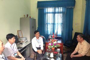 Thông tin phản hồi từ xã Như Thụy, huyện Sông Lô, tỉnh Vĩnh Phúc