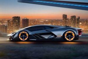 Người kế vị của Lamborghini Aventador sẽ được xem trước bởi một siêu xe hybrid cực giới hạn