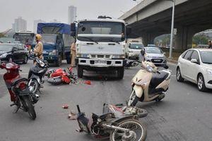 46 người tử vong do tai nạn giao thông trong 3 ngày nghỉ lễ Quốc khánh