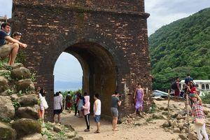 Di tích Hải Vân Quan trở thành điểm du lịch hấp dẫn