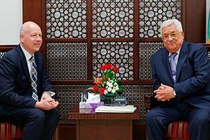 Mỹ đề xuất thành lập Nhà nước liên bang giữa Palestine và Jordan