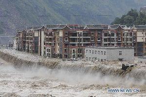 Mưa lớn tại Quảng Tây, Trung Quốc: hơn 130.000 người bị ảnh hưởng
