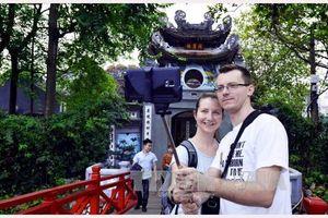 Lượng khách quốc tế đến Hà Nội dịp 2-9 tăng 16%