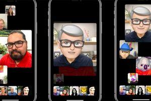 Apple hoãn tính năng gọi FaceTime theo nhóm trong iOS 12