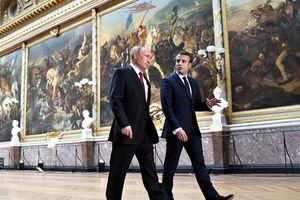 Tìm kiếm hướng đi mới, Pháp bất ngờ 'xoa dịu' Nga?