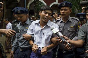 Myanmar kết án 2 phóng viên Reuters 7 năm tù
