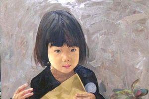 Rắc rối trong vụ tranh chấp quyền tác giả bức tranh 'Con gái nhà văn Dương Thu Hương'