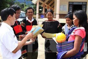 Trợ giúp pháp lý cho đồng bào dân tộc thiểu số Đắk Lắk