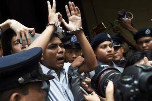 Myanmar kết án 7 năm tù 2 phóng viên Reuters