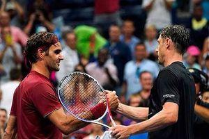 US Open: Đến lượt 'cây đa, cây đề' Federer cũng…out