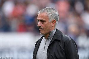 Jose Mourinho nhận án tù 1 năm, đóng phạt 1,8 triệu bảng