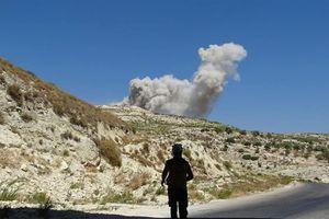 Không quân Nga trút lửa, mở màn cuộc chiến Idlib?