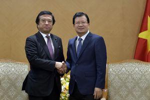 Việt - Nhật hợp tác chặt chẽ hơn trong lĩnh vực kinh tế, khoa học biển