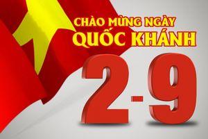 Lãnh đạo các nước chúc mừng 73 năm Quốc khánh Việt Nam