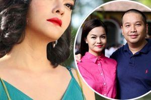 Bị đồn ly hôn với 'ông bầu' Quang Huy, Phạm Quỳnh Anh lên tiếng