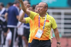 HLV Park Hang Seo lý giải việc Olympic Việt Nam hụt HCĐ