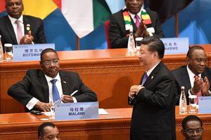 Ông Tập trấn an châu Phi về 'món quà khó cưỡng' của Trung Quốc