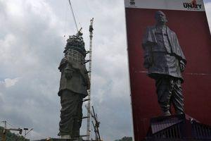 Ấn Độ chi tỉ USD xây 2 tượng cao nhất thế giới