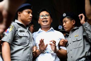 Myanmar kết án tù hai phóng viên Reuters