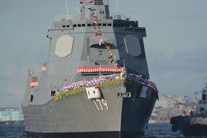 Chiến hạm Atago Nhật Bản có SM-6, tên lửa Trung Quốc sẽ thảm bại?