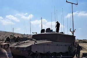 Lộ diện biến thể chỉ huy chiến trường siêu tăng Merkava