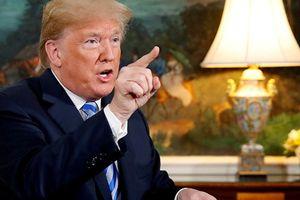 Tổng thống Trump cảnh báo chính phủ Syria